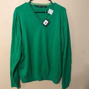 NWT Men's Bobby Jones Golf Sweater